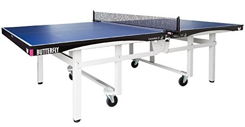 Butterfly Centrefold 25 Table Tennis Table Pingponglab