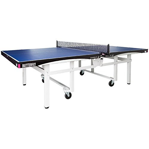 Butterfly Centerfold 25-Centrefold-25-Rollaway-Table-Tennis-Table