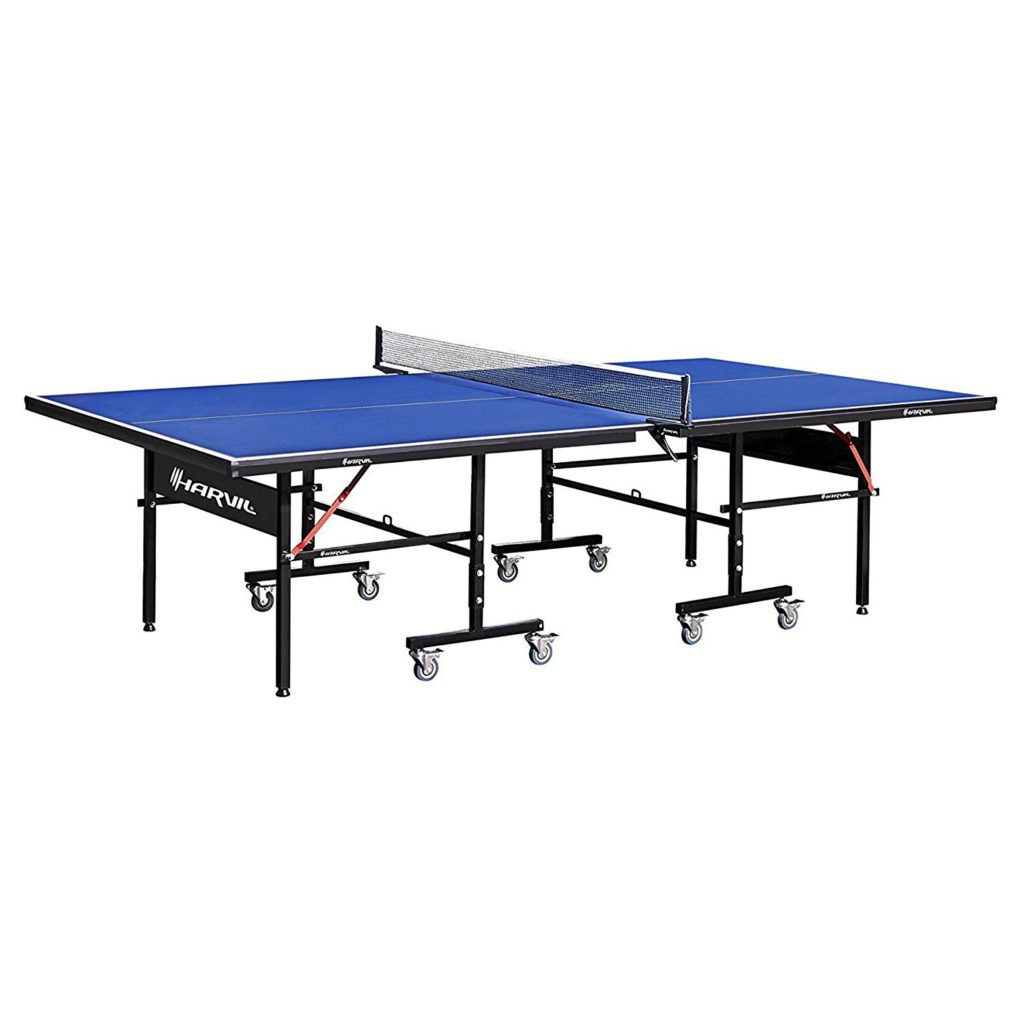 Harvil-I-Indoor-Table-Tennis-Table-with-Playback-Feature-and-Locking-Wheels