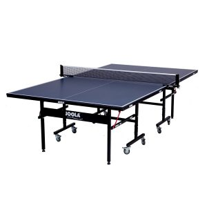 JOOLA-Inside-15mm-Table-Tennis-Table-with-Net-Set---Features-Quick-10-Min-Assembly,-Playback-Mode,-Foldable-Halves